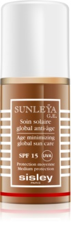 Sisley Sun creme protetor anti-idade SPF 15