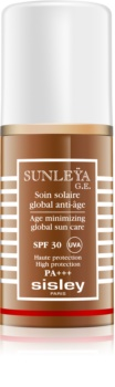 Sisley Sun Anti-Verouderings Beschermende Crème  SPF30