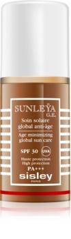 Sisley Sun ochranný krém proti stárnutí pleti SPF 30