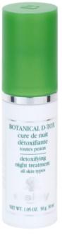 Sisley Botanical D-Tox cuidado de noite detoxificante