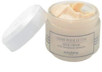 Sisley Skin Care krém na krk a dekolt