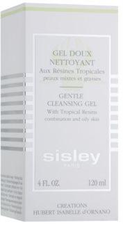 Sisley Gentle Cleansing Gel gel limpiador desmaquillante