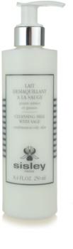 Sisley Cleanse&Tone oczyszczające mleczko do twarzy do skóry tłustej i mieszanej