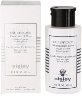 Sisley Eau Efficace jemná micelární voda na obličej a oční okolí