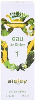 Sisley Eau de Sisley 1 toaletní voda pro ženy 100 ml