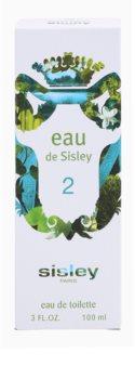 Sisley Eau de Sisley N˚2 toaletná voda pre ženy 100 ml