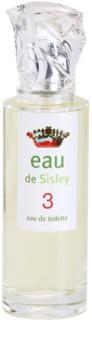 Sisley Eau de Sisley 3 Eau de Toilette for Women 100 ml