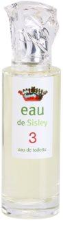 Sisley Eau de Sisley 3 eau de toilette per donna 100 ml