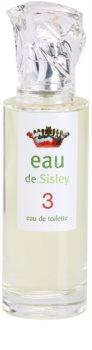 Sisley Eau de Sisley 3 eau de toilette pour femme 100 ml