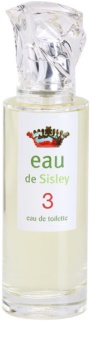 Sisley Eau de Sisley 3 toaletní voda pro ženy 100 ml