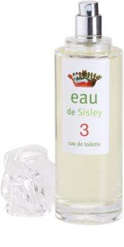 Sisley Eau de Sisley 3 woda toaletowa dla kobiet 100 ml