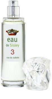 Sisley Eau de 3 woda toaletowa dla kobiet 50 ml