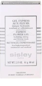 Sisley Masks expresní gelová maska pro svěží a sametovější pleť