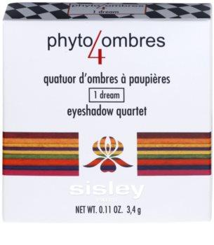 Sisley Phyto 4 Ombres očné tiene