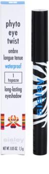 Sisley Phyto Eye Twist dlhotrvajúce očné tiene v ceruzke vodeodolné