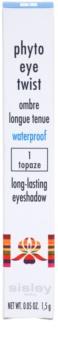 Sisley Phyto Eye Twist стійкі тіні-олівець для повік водостійка