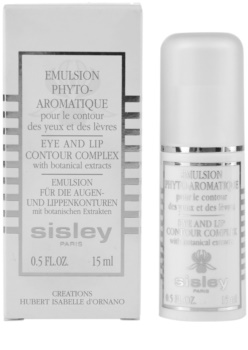 Sisley Phyto-Aromatique péče na oči a rty s rostlinnými extrakty