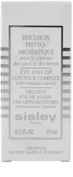Sisley Phyto-Aromatique nega za oči in ustnice z rastlinskimi izvlečki