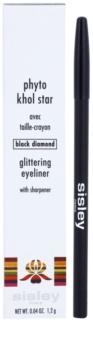Sisley Phyto-Khol Star Glittering Eyeliner ceruzka na oči s trblietkami