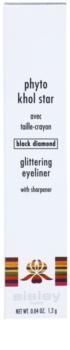 Sisley Phyto-Khol Star eyeliner khol cu particule stralucitoare