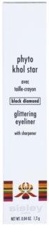 Sisley Phyto-Khol Star Glittering Eyeliner tužka na oči se třpytkami