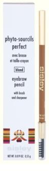 Sisley Phyto-Sourcils Perfect svinčnik za obrvi s krtačko