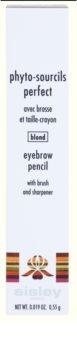 Sisley Phyto-Sourcils Perfect олівець для брів  зі щіточкою