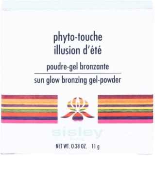 Sisley Phyto-Touche Illusion d'Eté bronzosító gél púder