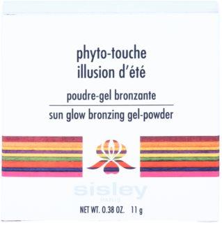 Sisley Phyto-Touche Illusion d'Eté pudra de talc pentru bronz