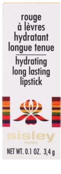 Sisley Rouge à Lèvres barra de labios de larga duración con efecto humectante