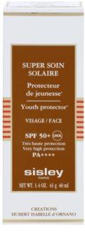 Sisley Sun vodeodolný opaľovací krém na tvár SPF 50+