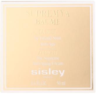 Sisley Supremya nährende Nachtcreme zur Verjüngung der Haut