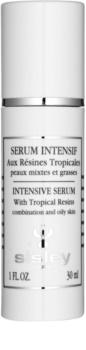 Sisley Intensive Serum With Tropical Resins sérum de alisamento para reduzir as imperfeições da pele