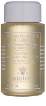 Sisley Purifying Re-Balancing Lotion With Tropical Resins tonik do skóry tłustej i mieszanej