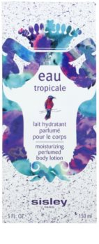Sisley Eau Tropicale mleczko do ciała dla kobiet 150 ml