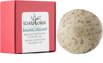 Soaphoria Hair Care shampoing solide organique pour cheveux gras