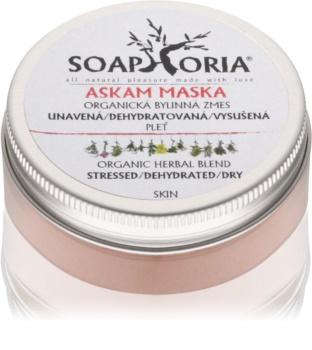 Soaphoria Askam Reinigingsmasker  voor Gedehydrateerde Droge Huid
