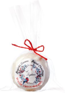 Soaphoria Magical Christmas relaxační koupelový balistik