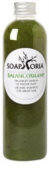 Soaphoria Hair Care рідкий органічний шампунь для жирного волосся