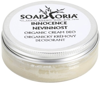 Soaphoria Innocence organický krémový deodorant