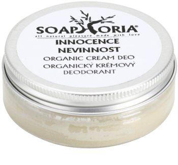 Soaphoria Innocence organický krémový dezodorant
