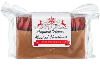 Soaphoria Magical Christmas sabão natural em barra