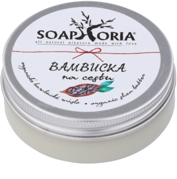 Soaphoria Organic unt de shea