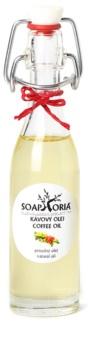 Soaphoria Organic кавова косметична олійка