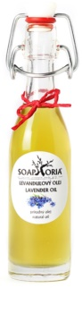 Soaphoria Organic  beruhigendes Öl mit Lavendel