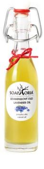 Soaphoria Organic Ulei calmant de lavanda