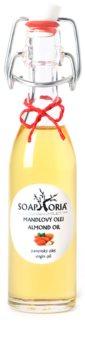 Soaphoria Organic mandlový olej