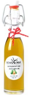 Soaphoria Organic  aceite de aguacate