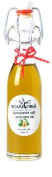 Soaphoria Organic óleo de abacate
