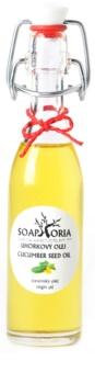 Soaphoria Organic óleo de pepino